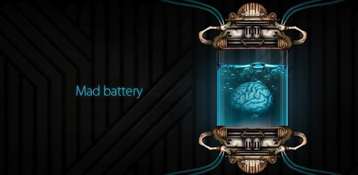 Mad Battery Live Wallpaper