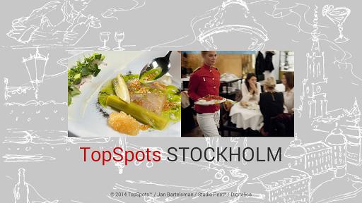 TopSpots Stockholm