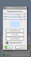 Screenshot of Electrical Transformer Helper