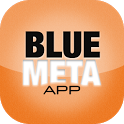 Bluemeta App gas e luce icon