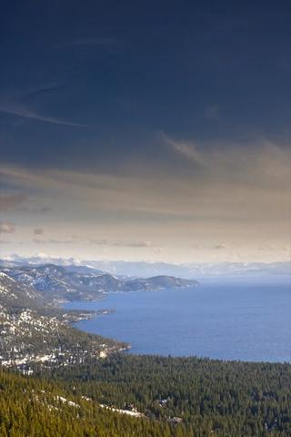 Tahoe Blue Live Wallpaper- screenshot
