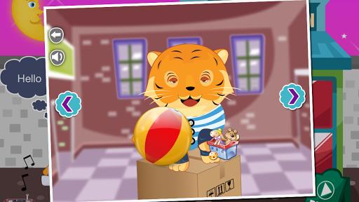 タイガーヘアーサロン - 子供のゲーム