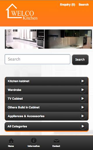 Welco Kitchen Cabinet