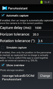 Panorama Assistant- screenshot thumbnail