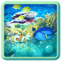 Aquarium LWP icon