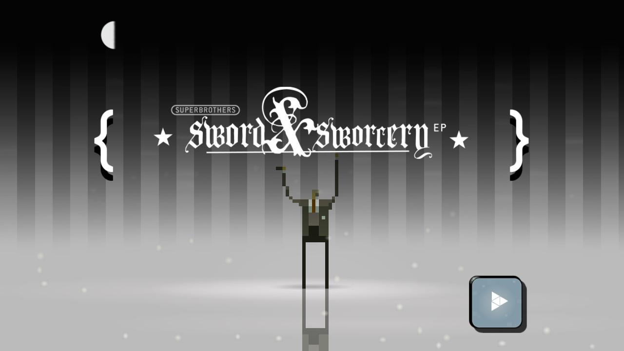 Superbrothers Sword & Sworcery- screenshot
