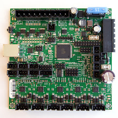 Ultimachine RAMBo 1.3 3D Printer Controller Kit