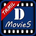 Dmovies: Download Tamil Movies icon