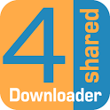 4Shared Downloader icon