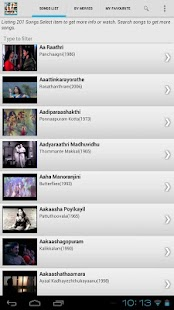 Malayalam Songs- screenshot thumbnail