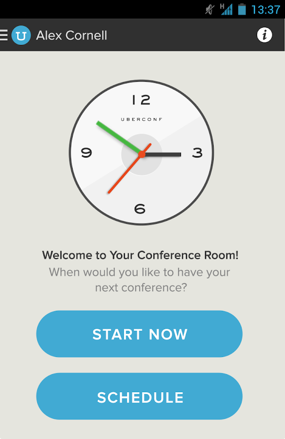 UberConference - Conferencing - screenshot