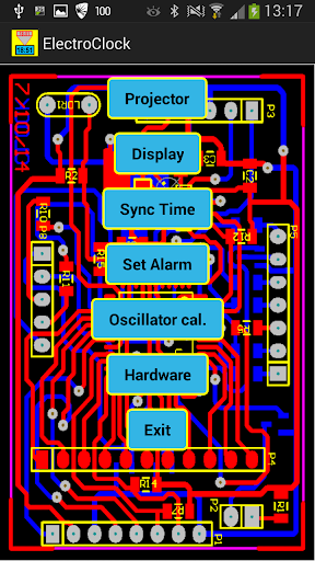 Electroclock