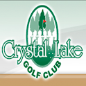 Crystal Lake Golf logo