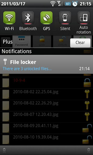 File Locker v1.0.3