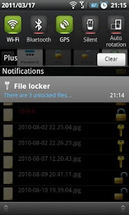 File Locker Screenshot