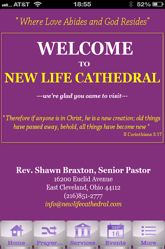 New Life Cathedral