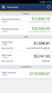 WPCU Mobile Banking - screenshot thumbnail