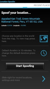 Location Spoofer - FakeGPS Pro - screenshot thumbnail