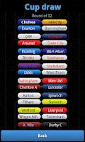 Screenshot of ELIFOOT 2012 MOBILE