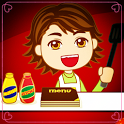 Hamburger Shop Strategy Game icon