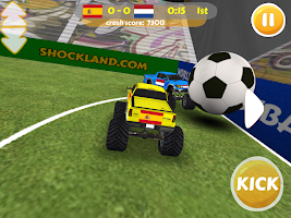 Screenshot of World Truck Ball
