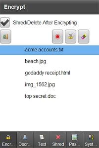 ES Encrypt 1.4.0