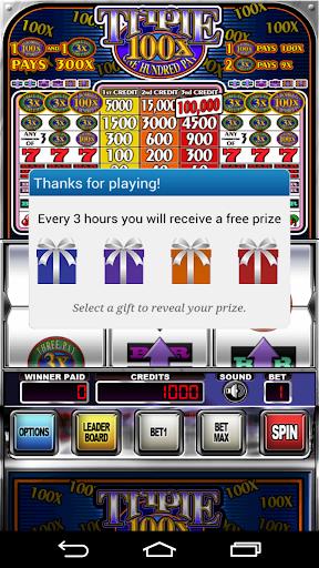 Triple 100x Pay Slot Machine  screenshots 3