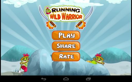 Running Wild Warrior