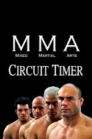 Screenshot of MMA Circuit Timer