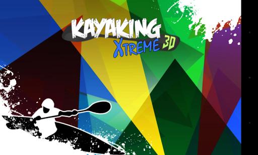 Kayaking Xtreme 3D