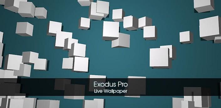 Exodus Pro Live Wallpaper v1 0 APK