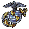 Marine Corps EAS Clock logo