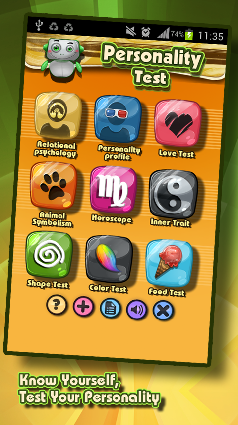 Freegame Personality Test Discover Yourself Android Forums At