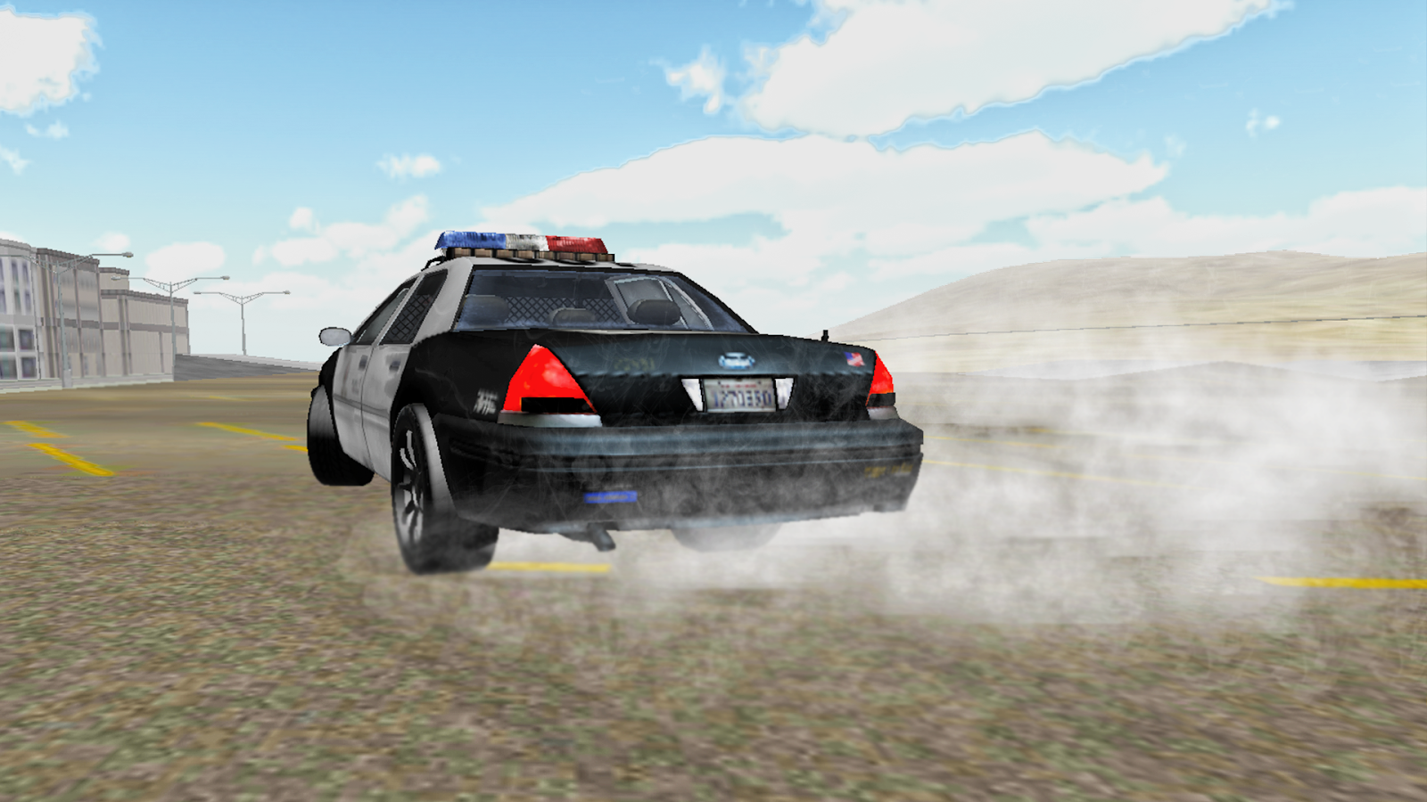 Police-Drift-Car 15