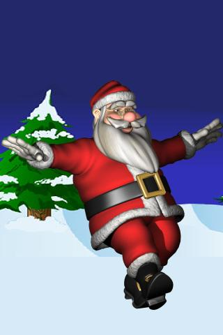 Dancing Santa - screenshot