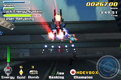 ExZeus Arcade Screenshot 10
