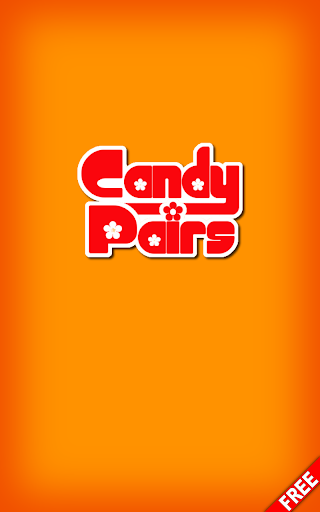 Candy Pairs Memory Game Free