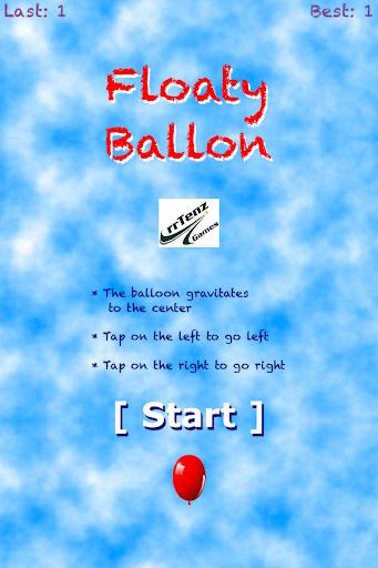 Floaty Ballon