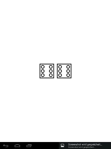 two simple dice - free App  screenshots 6