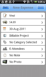 Expenses by Kimble - screenshot thumbnail