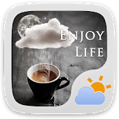 ENJOYLIFE THEME GO WEATHER EX