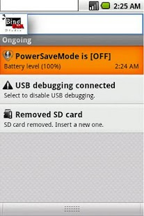 Power Save Mode Toggle - screenshot thumbnail