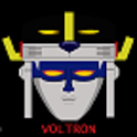 80s Cartoon Sb: Voltron! logo