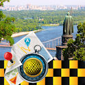 Taxi Ukraine logo