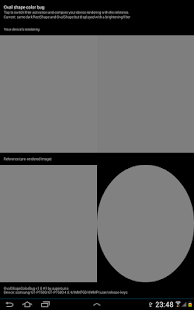 OvalShape ColorBug