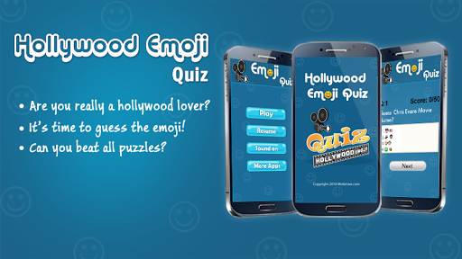 Hollywood Emoji Quiz