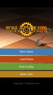 KALAQULI R - room escape game - screenshot thumbnail