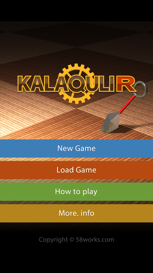 KALAQULI R - room escape game - screenshot