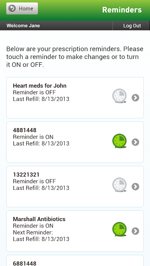 Health Mart - screenshot