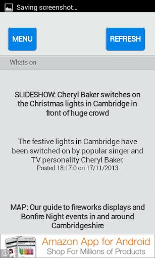 Cambridge local news